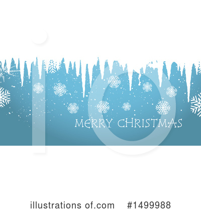 Icicles Clipart #1499988 by KJ Pargeter