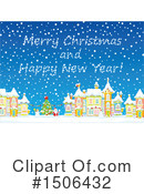 Christmas Clipart #1506432 by Alex Bannykh