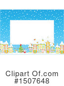Christmas Clipart #1507648 by Alex Bannykh