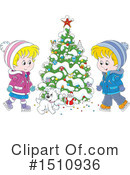 Christmas Clipart #1510936 by Alex Bannykh