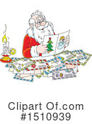 Royalty-Free (RF) Christmas Clipart Illustration #1510939