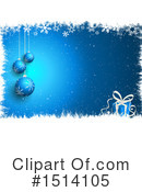 Christmas Clipart #1514105 by KJ Pargeter