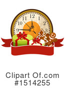 Royalty-Free (RF) Christmas Clipart Illustration #1514255