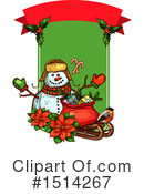 Christmas Clipart #1514267 by Vector Tradition SM