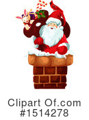 Royalty-Free (RF) Christmas Clipart Illustration #1514278