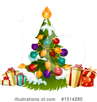 Christmas Clipart #1514280 by Vector Tradition SM