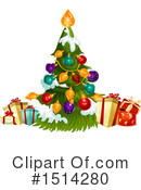 Royalty-Free (RF) Christmas Clipart Illustration #1514280