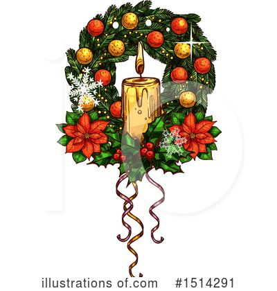 Christmas Clipart #1514291 by Vector Tradition SM