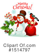 Christmas Clipart #1514797 by Vector Tradition SM