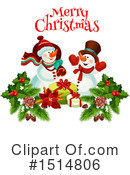 Christmas Clipart #1514806 by Vector Tradition SM