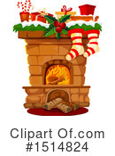 Royalty-Free (RF) Christmas Clipart Illustration #1514824
