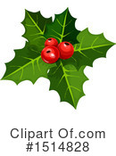 Royalty-Free (RF) Christmas Clipart Illustration #1514828