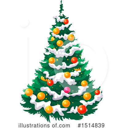 Christmas Clipart #1514839 by Vector Tradition SM