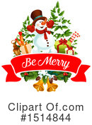 Christmas Clipart #1514844 by Vector Tradition SM
