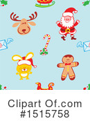 Christmas Clipart #1515758 by Zooco