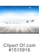 Christmas Clipart #1515916 by KJ Pargeter
