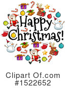 Christmas Clipart #1522652 by Graphics RF