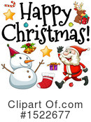 Christmas Clipart #1522677 by Graphics RF