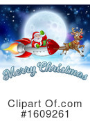 Christmas Clipart #1609261 by AtStockIllustration