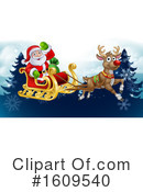 Christmas Clipart #1609540 by AtStockIllustration