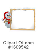 Christmas Clipart #1609542 by AtStockIllustration