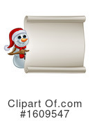 Christmas Clipart #1609547 by AtStockIllustration