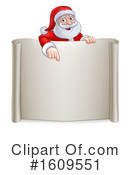 Christmas Clipart #1609551 by AtStockIllustration