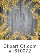 Christmas Clipart #1610072 by KJ Pargeter