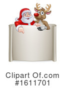 Christmas Clipart #1611701 by AtStockIllustration