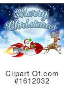Christmas Clipart #1612032 by AtStockIllustration