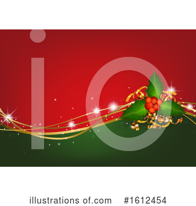 Christmas Clipart #1612454 by dero