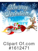 Christmas Clipart #1612471 by AtStockIllustration