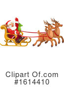 Christmas Clipart #1614410 by Vector Tradition SM
