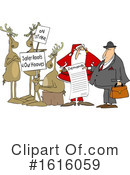 Christmas Clipart #1616059 by djart