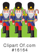Royalty-Free (RF) christmas Clipart Illustration #16164