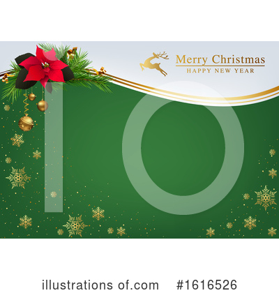 Royalty-Free (RF) Christmas Clipart Illustration by dero - Stock Sample #1616526