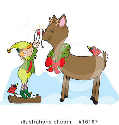 Christmas Clipart #16167 by Maria Bell