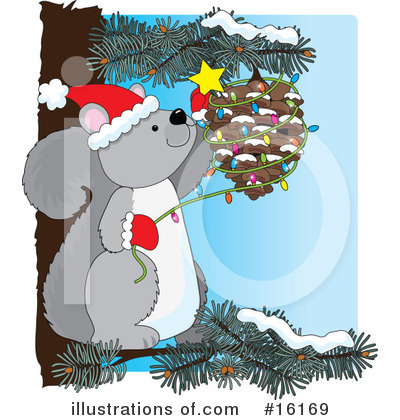 Christmas Clipart #16169 by Maria Bell