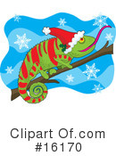 Royalty-Free (RF) Christmas Clipart Illustration #16170