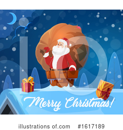 Royalty-Free (RF) Christmas Clipart Illustration by Vector Tradition SM - Stock Sample #1617189
