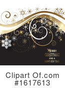 Christmas Clipart #1617613 by KJ Pargeter