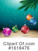 Christmas Clipart #1618476 by cidepix