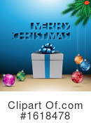 Christmas Clipart #1618478 by cidepix