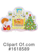 Christmas Clipart #1618589 by Alex Bannykh