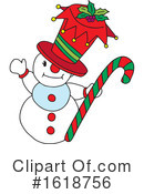 Christmas Clipart #1618756 by Cherie Reve