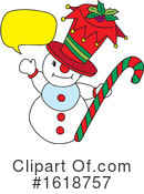 Christmas Clipart #1618757 by Cherie Reve