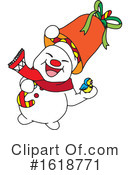 Christmas Clipart #1618771 by Cherie Reve