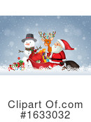 Christmas Clipart #1633032 by Graphics RF