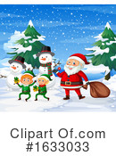 Christmas Clipart #1633033 by Graphics RF