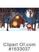 Christmas Clipart #1633037 by Graphics RF
